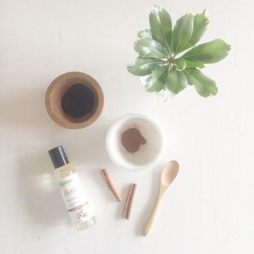 exfoliante natural para el cuerpo