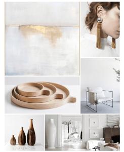 Decoración: Cómo decorar con colores neutros sin caer en lo aburrido