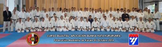 Grupo Curso FMK Kururunfa