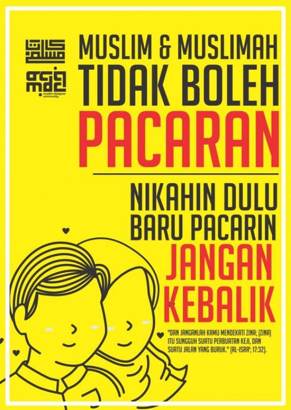 Contoh Poster Nasihat
