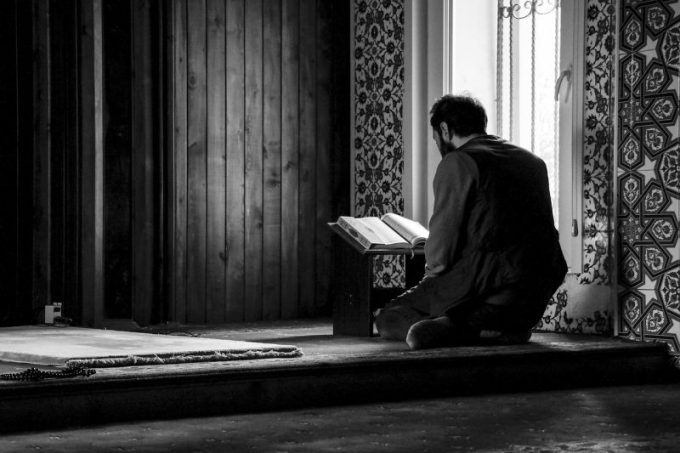 Kisah Umar bin Khattab. Baca Quran.