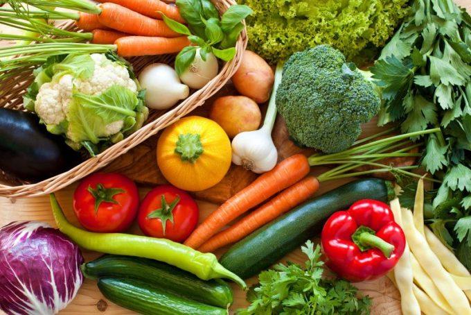 Contoh Tanaman Hortikultura. Sayur