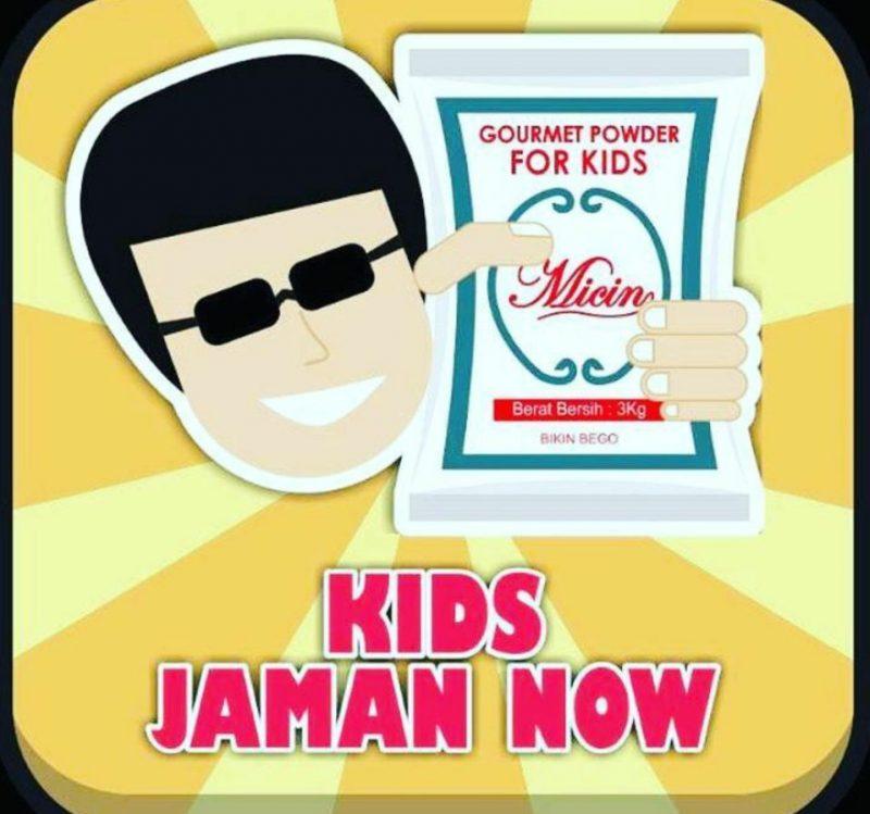 Pidato Tentang Kids Zaman Now