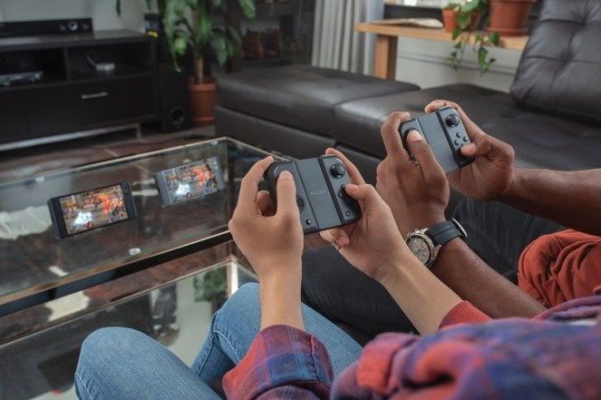 Razer launches Nintendo Switch-style Junglecat mobile game controller