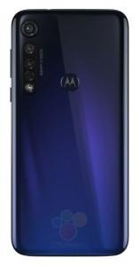 Moto G8 Plus renders