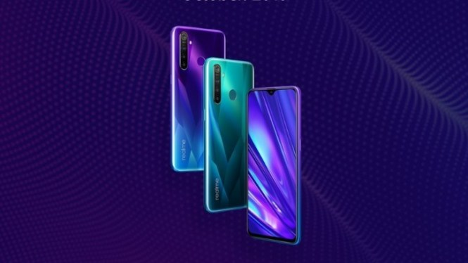 Realme 5 Pro gets Dark Mode and wide-angle video recording with the latest update