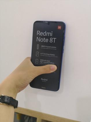 Redmi Note 8T live images