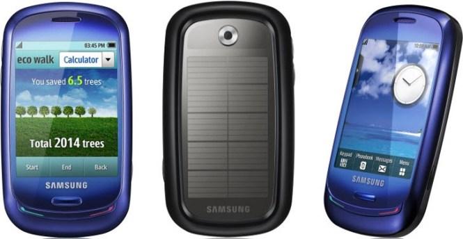 Flashback: Samsung Blue Earth