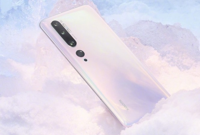 Xiaomi Mi CC9 Pro is official with a 108 MP penta-camera