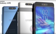 Samsung Galaxy A90 specs surface: 6.7-inch display and 48MP camera