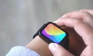 Xiaomi Mi Watch shown on video, will run MIUI for Watch