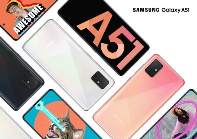 Weekly poll: Samsung Galaxy A51 and Galaxy A71