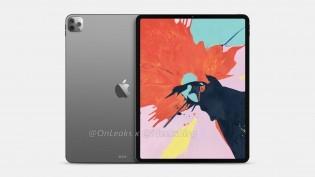 Apple iPad Pro 12.9 and 11