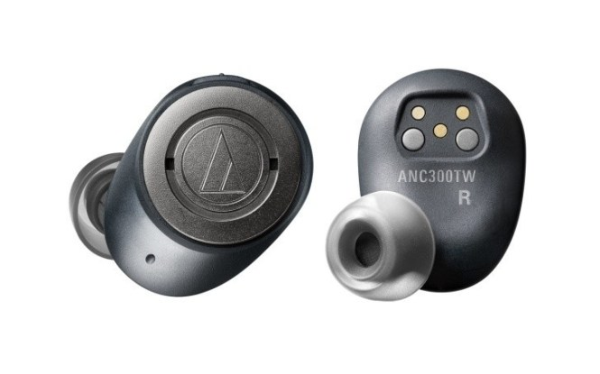 Audio-Technica debuts its new TWS earbuds with active noise cancellation