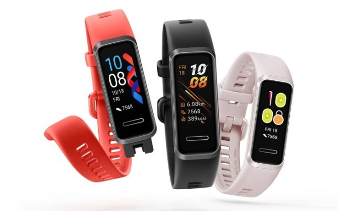Huawei Band 4 will soon launch in India, priced at INR 1,999