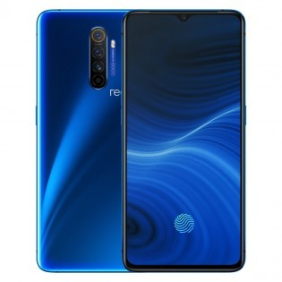 Realme X2 Pro in Neptune Blue color