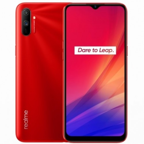 New variant of Realme C3 announced with triple cameras and fingerprint reader