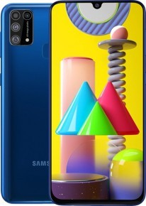 Samsung Galaxy M31 official images