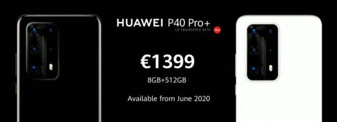 The Huawei P40 Pro+ ups the ante with two zoom cameras and 40W wireless charging