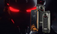Doogee S88 Pro has a 10,000mAh battery, Iron Man design cues and a rugged chassis