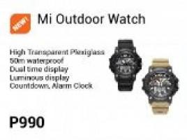 Mi TV Stick and Outdoor Watch