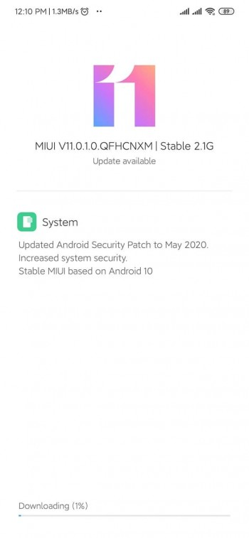 Xiaomi Redmi Note 7 Pro gettting MIUI 11 update based on Android 10