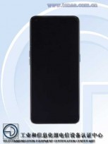 New Oppo phone with 65 W fast charging (photos by TENAA)