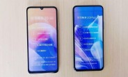 Huawei Enjoy 20 and 20 Plus appear in live images