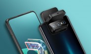 Asus Zenfone 7 and 7 Pro go official with triple flip cam and 90Hz OLED display
