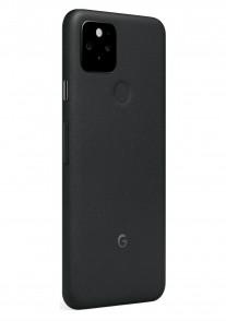 Pixel 5 in Just Black