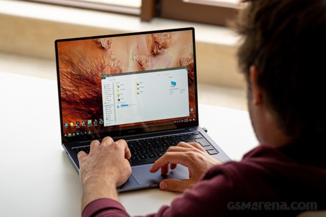 Huawei MateBook 14 2020 AMD review