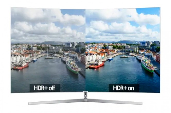 Don't we all just love seeing HDR comparisons on our SDR screens?