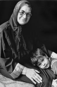 توران میرهادی ـ یکی دیگر از پرترههای مریم زندی