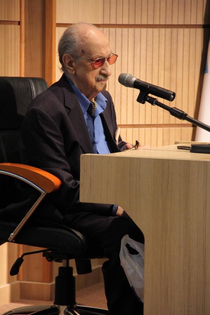 عبدالوهاب شهیدی ـ عکس از ژاله ستار