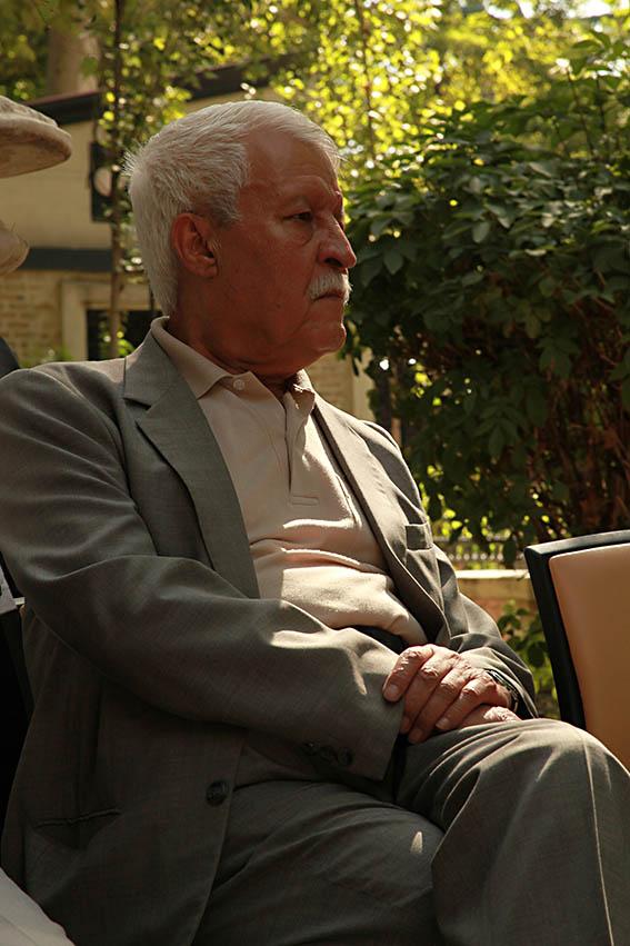 دکتر توفیق سبحانی - عکس از مجتبی سالک