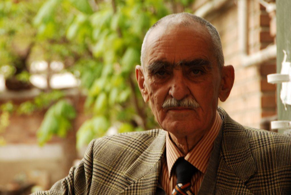 زنده یاد ایرج افشار