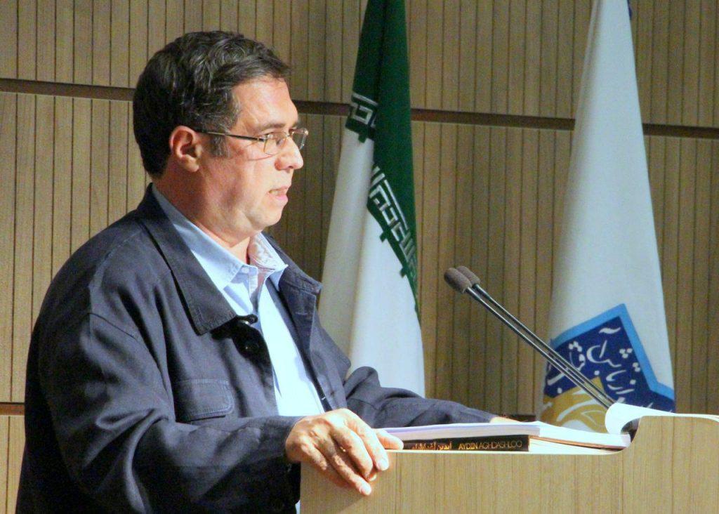 علی دهباشی از خصایل اخلاقی آیدین آغداشلو گفت