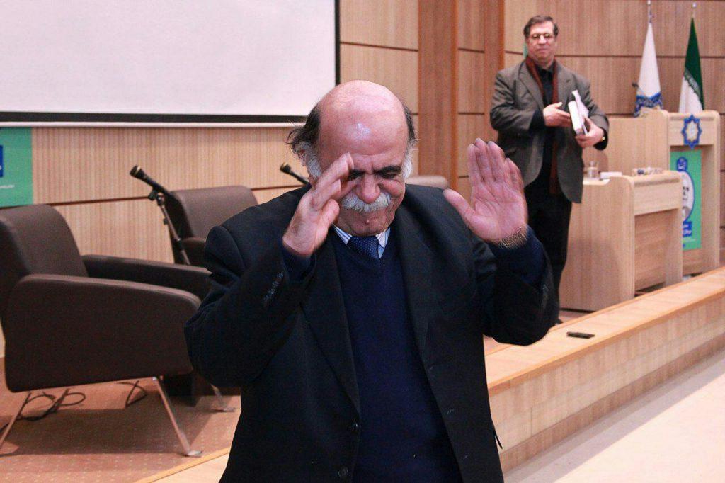 دکتر میرجلال الدین کزازی در کانون زبان فارسی