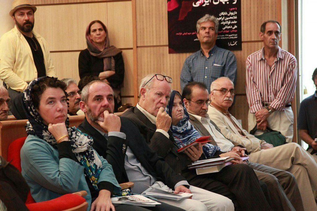 نمایی دیگر از شب «نیچه و جهان ایرانی»