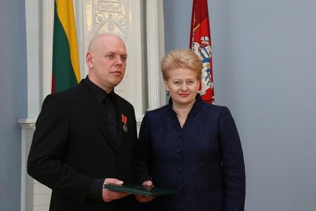Grybauskaitė Svaras