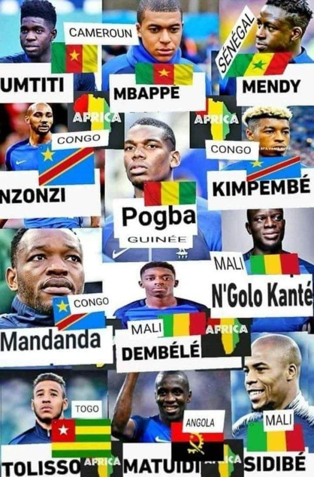 Prancūzijos komanda