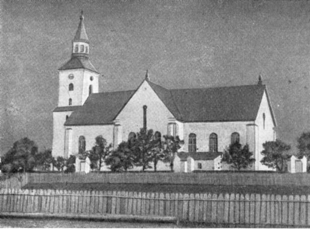Viekšnių bažnyčia