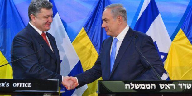 Petro-Poroshenko-ukraine-benjamin-netanyahu.jpg