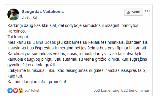 Daina Bosas