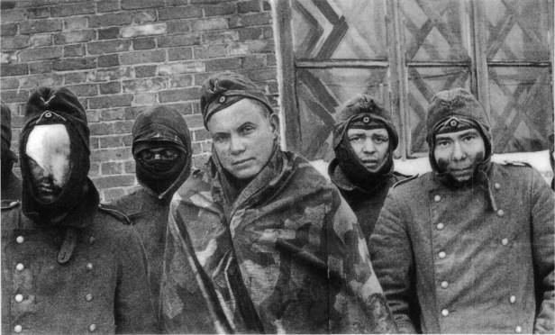 sušalę kariai Vokiečių