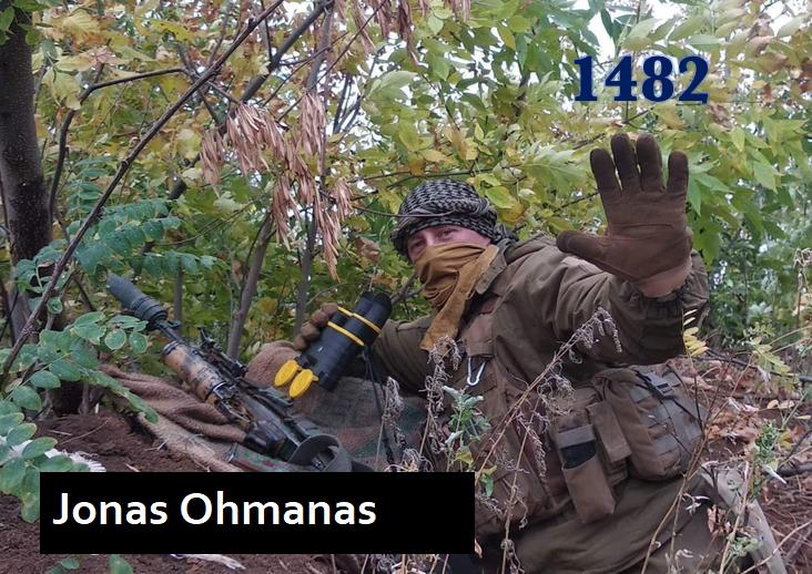 Jonas Ohmanas snaiperis