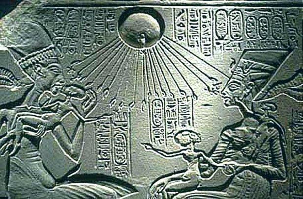 Egiptas viską matanti akis