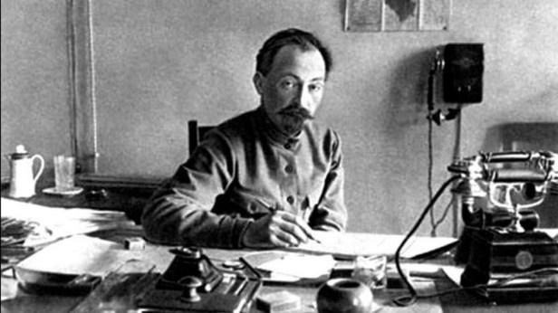 Feliksas Dzeržinskis KGB įkūrėjas
