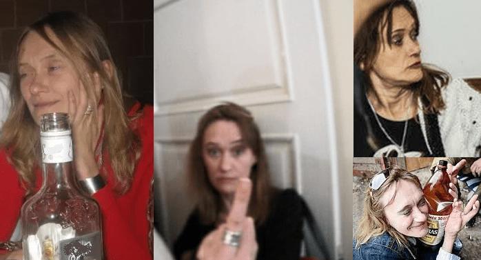 """Lrytas.lt"" žurnalistė Asta Kuznecovaitė / VKK koliažas"