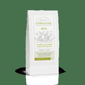 Fehér fagyöngy leveles hajtás – 70g